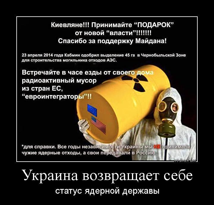Демотиваторы новости с украины