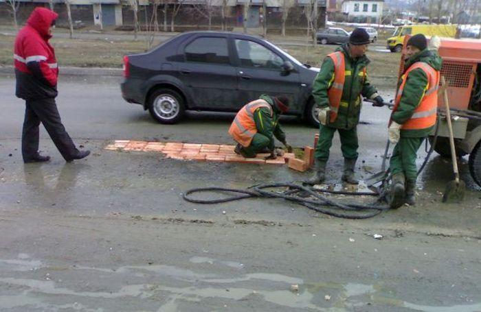 приколы на дорогах россии дальнобойщики видео