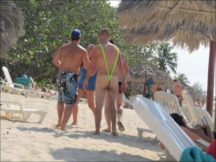 Мужские микро бикини фото 35-861