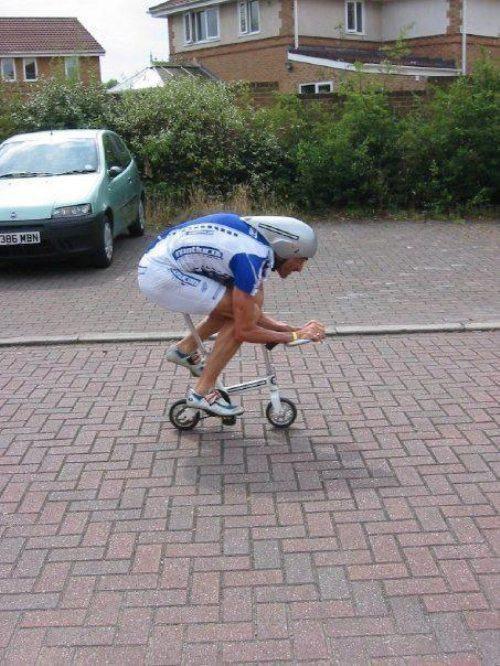 тренировка Тур де Фоанс