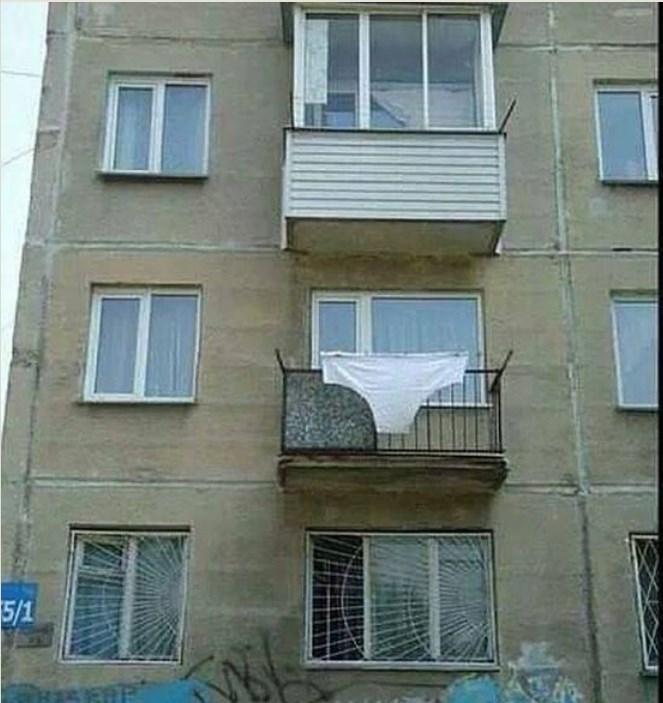 Советы картинках, картинки про балконы прикольные