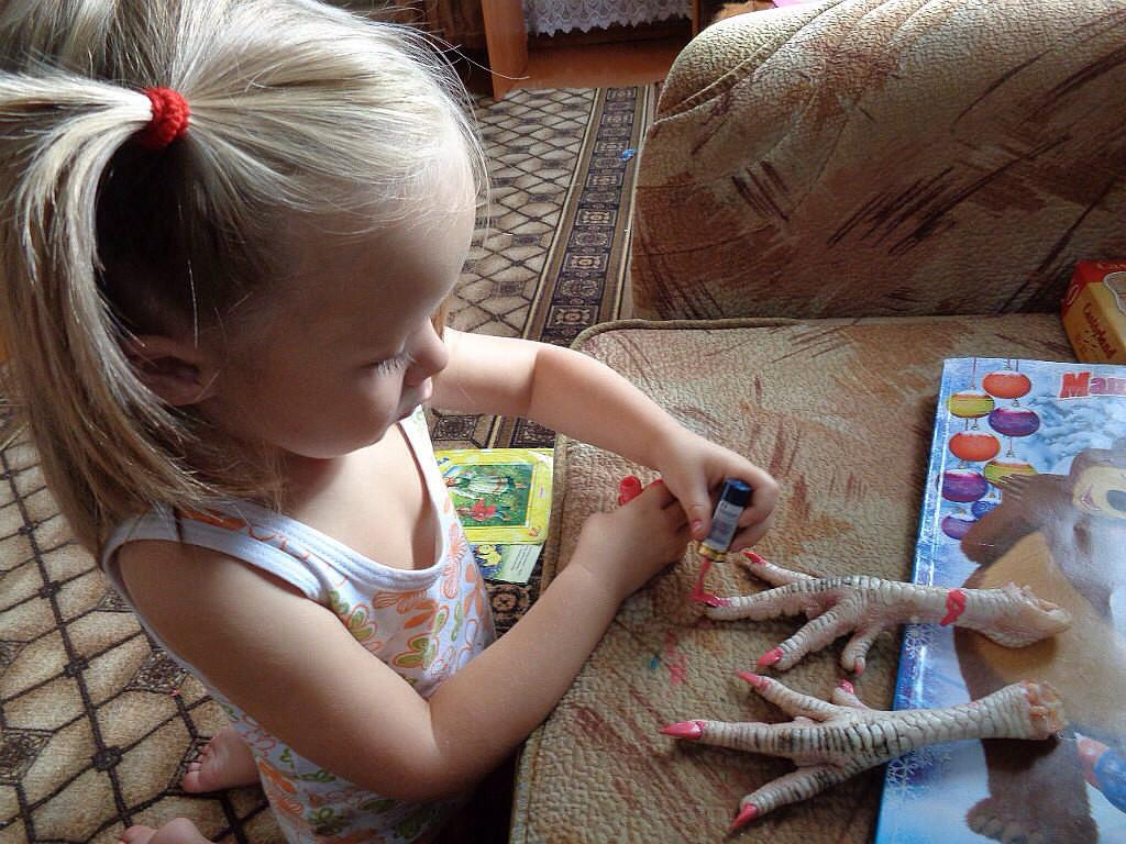 Как сделать прикольные с детьми